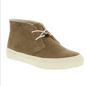 Vans unisex Chukka Shoes with Beads